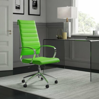 BEM Conference Chair Bright Green