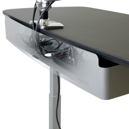 98-353-921 WorkFit Electric, Sit-Stand Desk 30x48 06