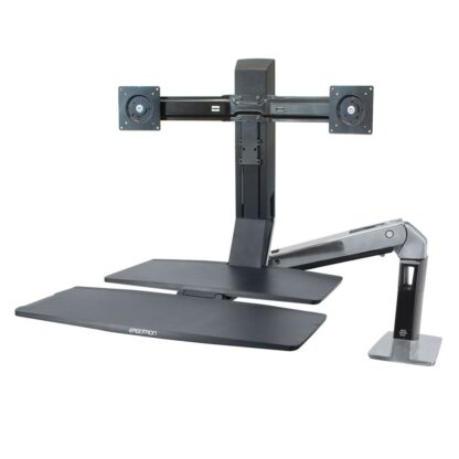 WorkFit-A II with Worksurface