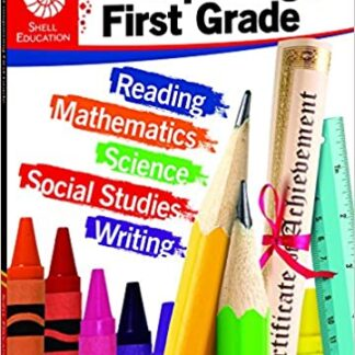 Conquering First Grade - Student workbook