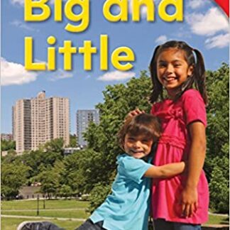Teacher Created Materials - TIME For Kids Informational Text: Big and Little - Hardcover - Grade 1 - Guided Reading Level A