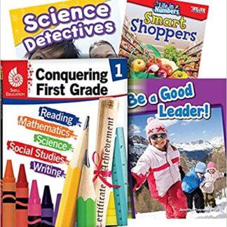 Conquering First Grade, 4-Book Set