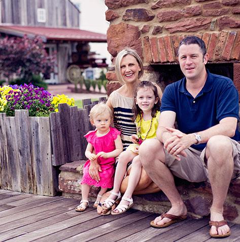 Hickox family photo