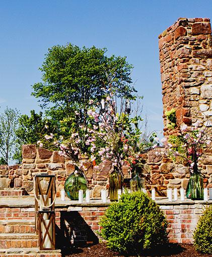 Hillwood Mansion Ruins