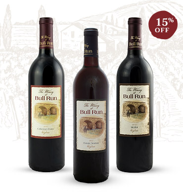 King Carter red wines