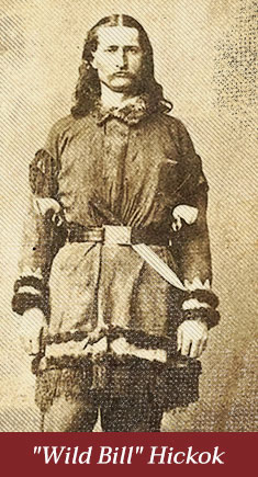 Photo of Wild Bill Hickok