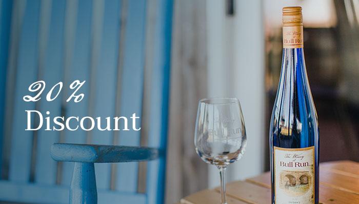Wine Club offer banner