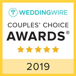 wedding awards badge 2019