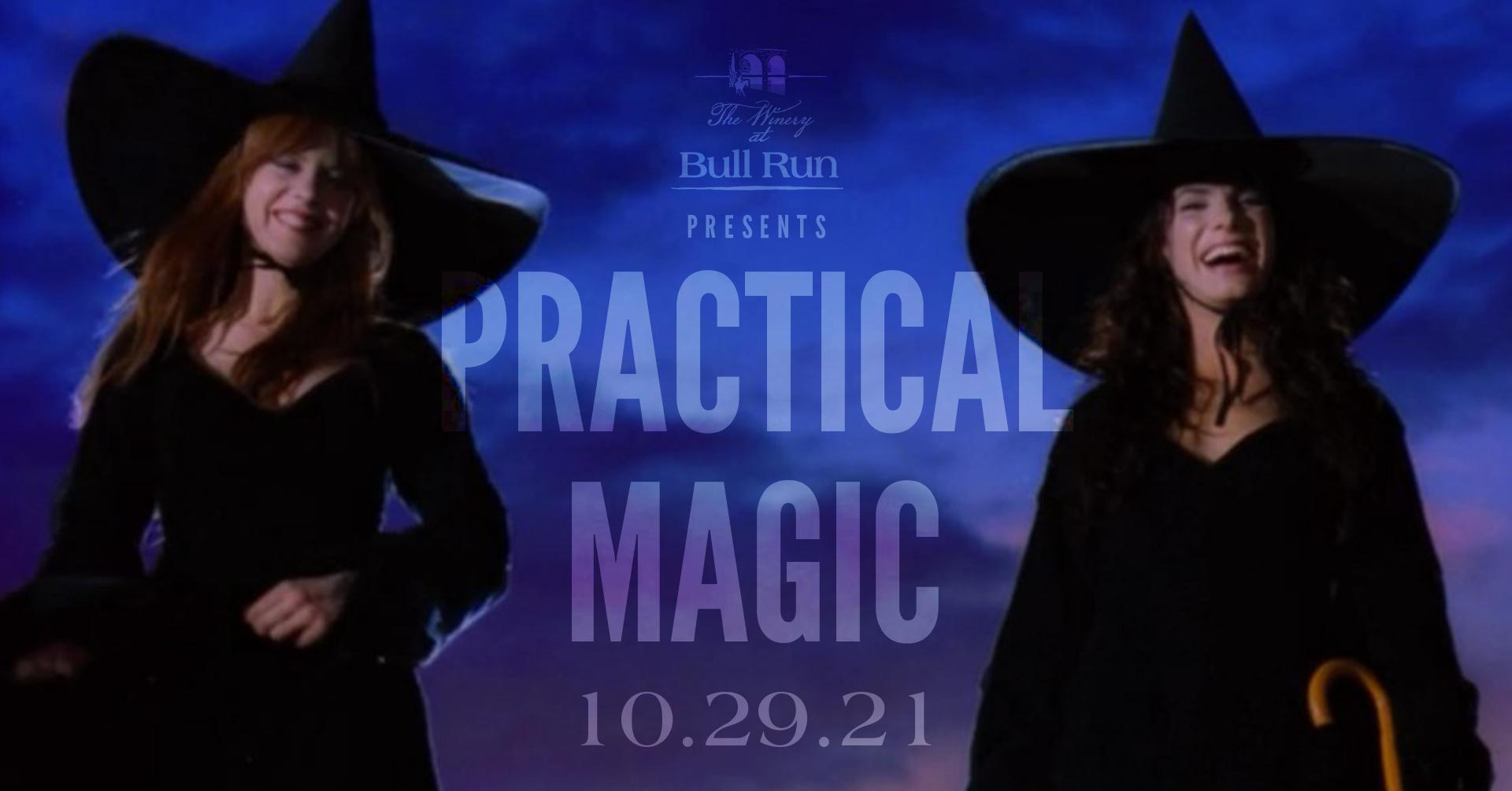 practical magic event