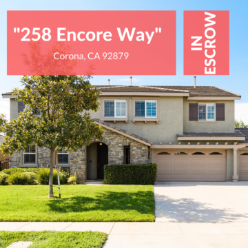 258 Encore Way - Front of House