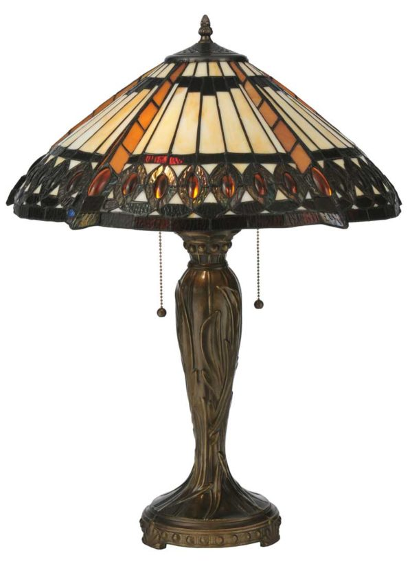 """25""""H Cleopatra Table Lamp"""