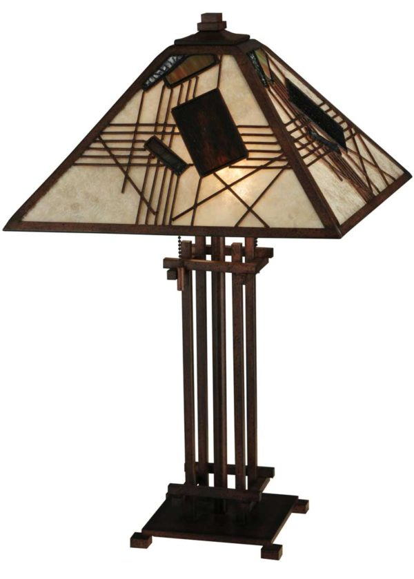 """23""""H Magnetism Table Lamp"""