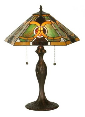 Moroccan Accent Lamp