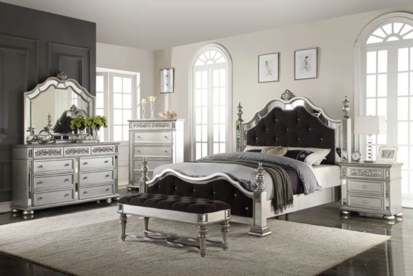 Wightman Upholstered Bed