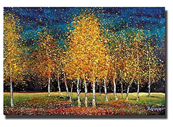 Evening Grove   Melissa Graves Brown   Gallery-Wrapped Canvas Art