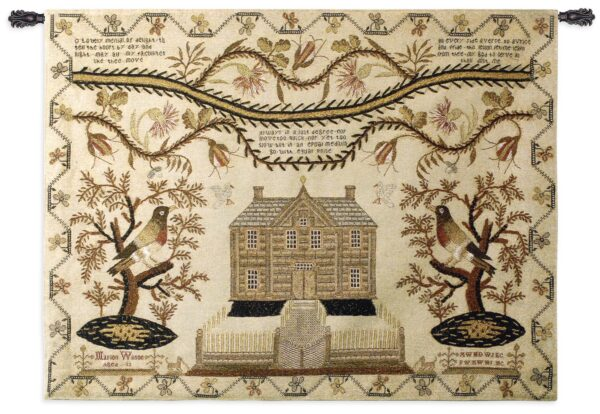 Marion Wilson | Rustic Country Tapestry | 38 x 53