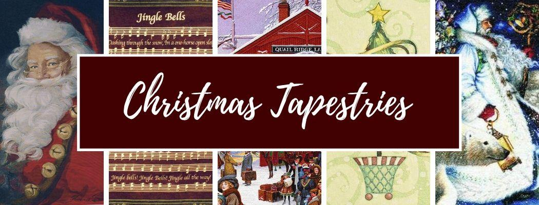 Shop Christmas Tapestry Wall Hangings