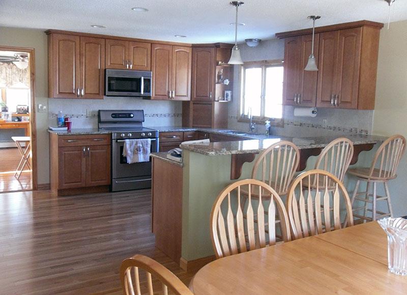 Interior Paint Job: Ron's Kitchen
