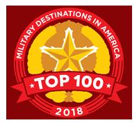 Top 100 Military Destinations in America