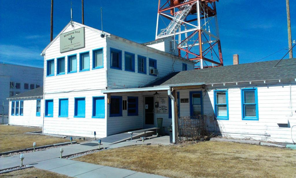Historic Wendover Airfield Wendover, UT.