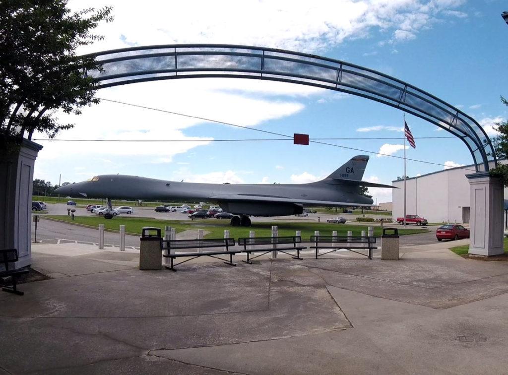 Museum of Aviation, Robbins AFB, GA