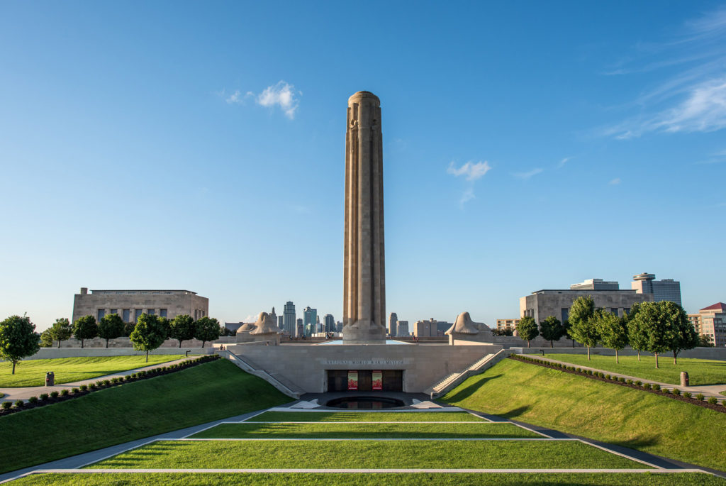 National World War I Museum and Liberty Memorial, Kansas City, Mo.