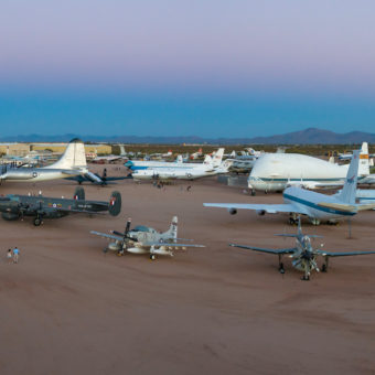 Pima Air & Space Museum, Tucson, AZ