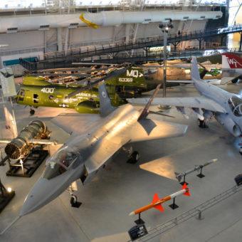 Smithsonian National Air & Space Museum, Washington, DC