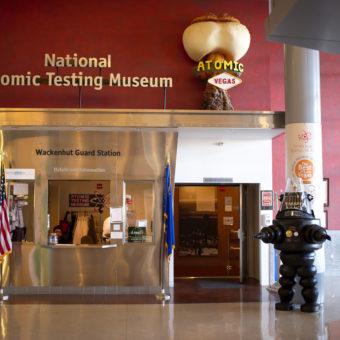 National Atomic Testing Museum Las Vegas, NV
