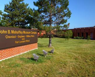 John B. Mahaffey Museum Complex Fort Leonard Wood, MO