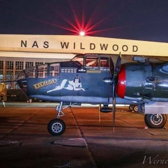 Naval Air Station Wildwood Aviation Museum Cape May, NJ