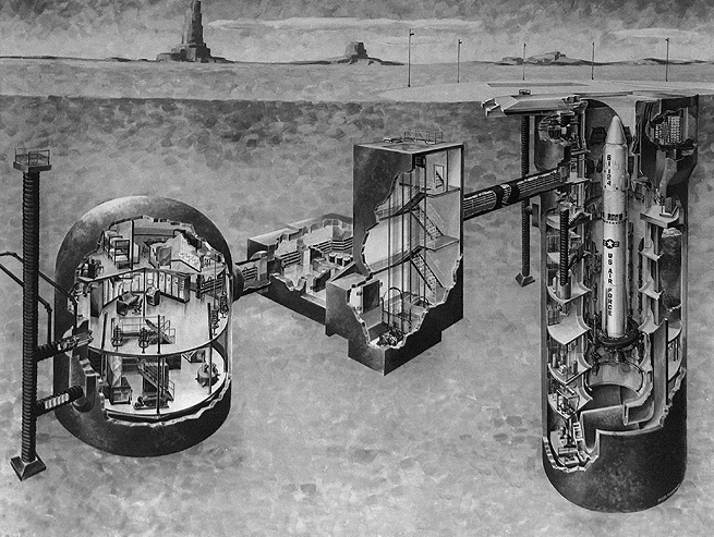 Titan Missile Museum  Sahuarita, Arizona