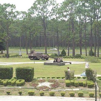 Camp Blanding Museum and Memorial Park Starke, FL