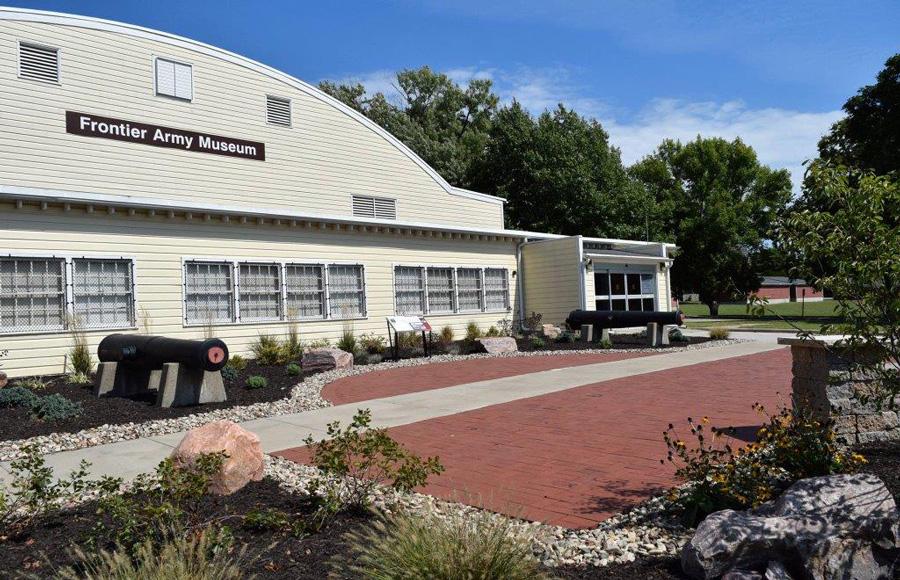 Frontier Army Museum Leavenworth, KS