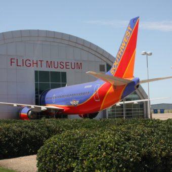 The Frontiers of Flight Museum Love Field, Dallas, TX