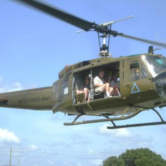 Army Aviation Heritage Foundation Hampton, GA. (South Atlanta Regional Airport)