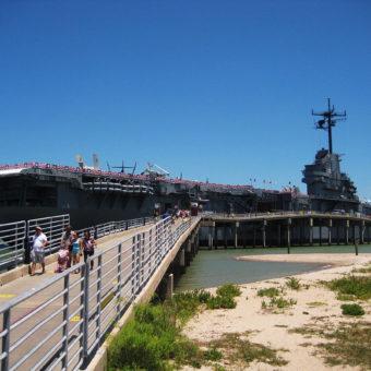 USS Lexington Museum on the Bay Corpus Christi, TX