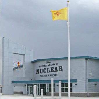 The National Museum of Nuclear Science & History Albuquerque, New Mexico