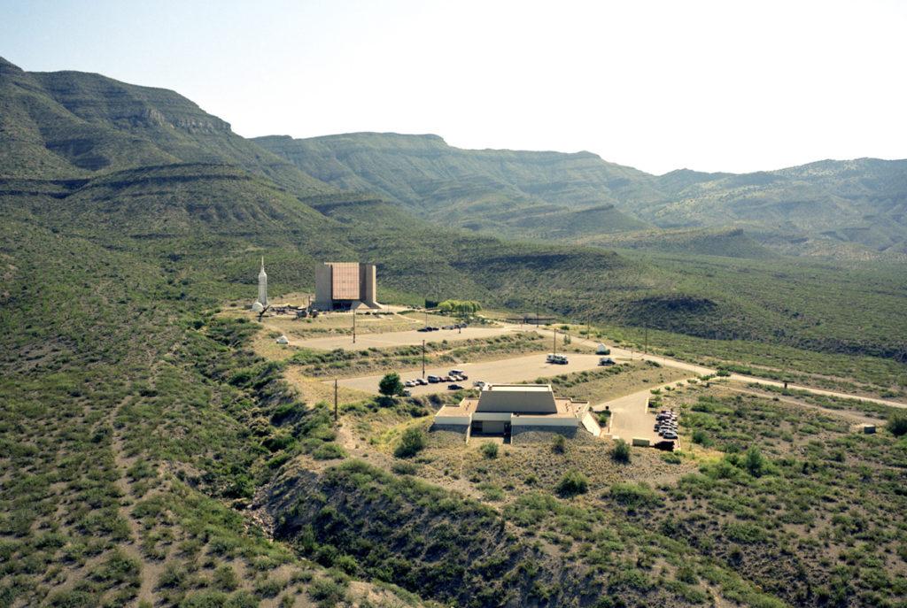 New Mexico Museum of Space History Alamogordo, NM