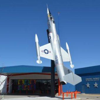 Stafford Air & Space Museum Weatherford, OK