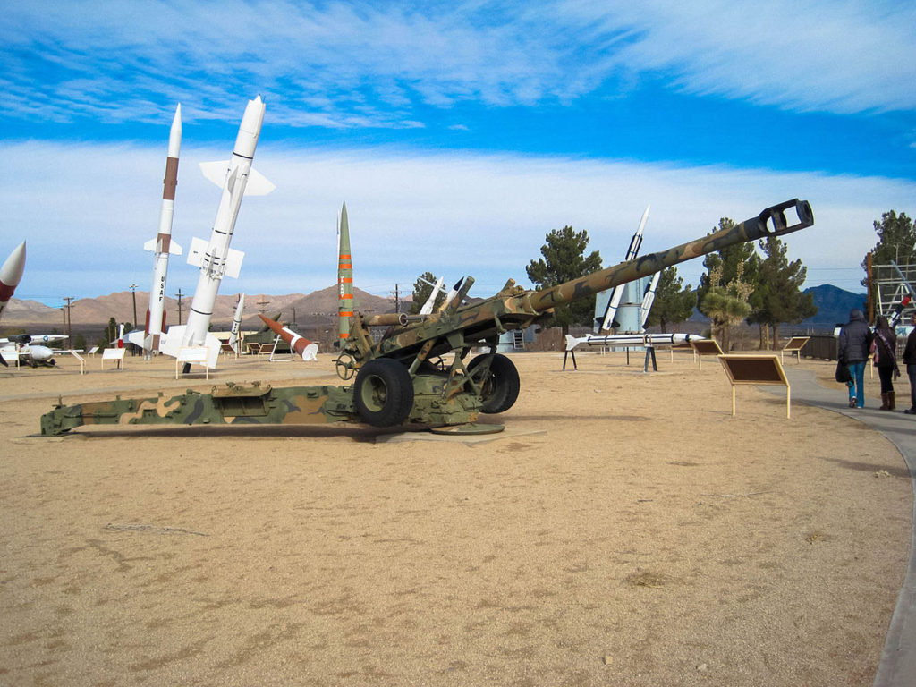 White Sands Missile Range Museum, Las Cruces, NM