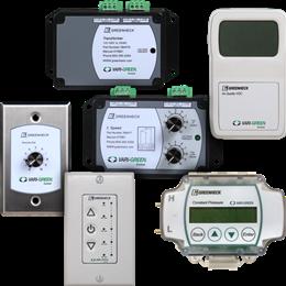 Greenheck Vari-Green Controls