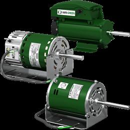 Greenheck Vari-Green Motors