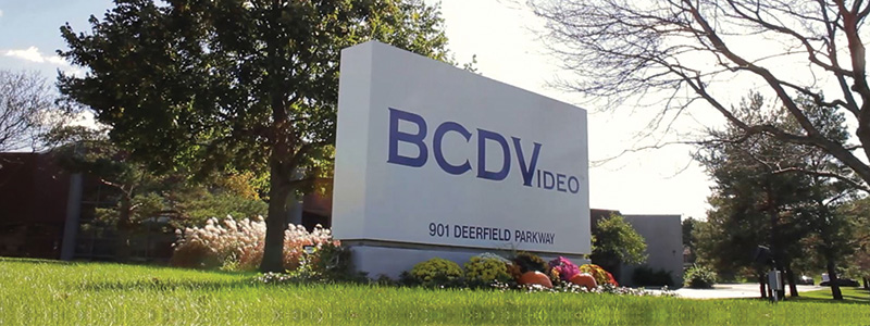 BCDVideo New Buffalo Grove HQ / Innovation Center Expansion