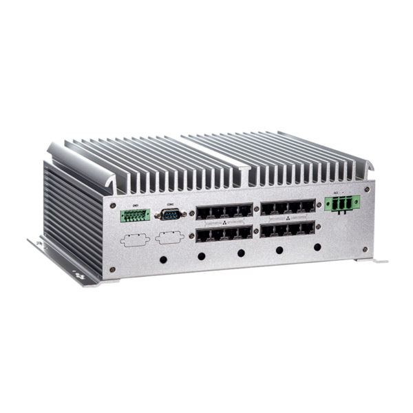 BCDVideo 16 Port PoE In-Vehicle Server