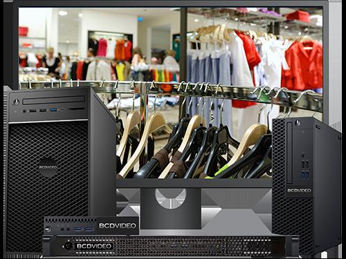 entry-level video recording servers