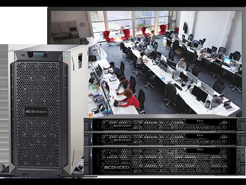 Enterprise video workstations