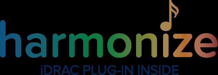 Harmonize iDRAC Plug-In logo