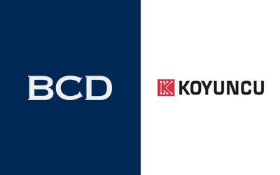 BCD, Koyuncu Elektronik Announce New Distribution Partnership for Turkish Market