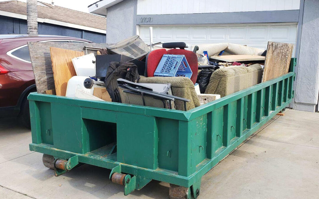 What Items Are Prohibited Inside of Our Dumpsters?